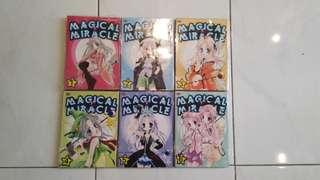 🚚 Magical miracle (v 1-6 complete)