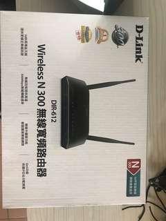 🚚 Wifi 機 D-link