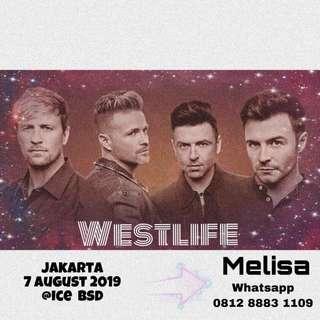 Westlife tickets concert