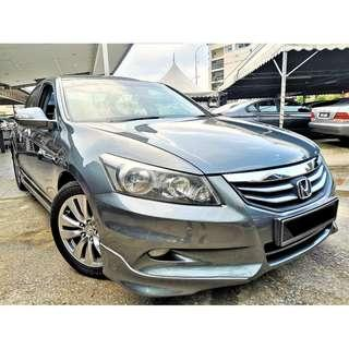 2014 Honda Accord 2.4 i-VTEC Sedan (A)[ONE OWNER][NEW FACELIFT][MODULO][TIP-TOP][PROMOTION] 14