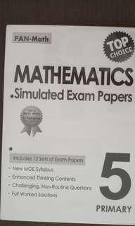 Fan-Math Mathematics stimulated exam paper P5
