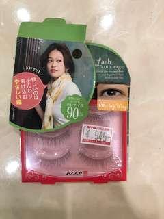 Lash concierge airy wing 06 Jepang bulu mata palsu natural fake eyelashes