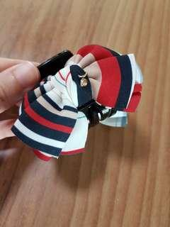 Hair Clip with Ribbon