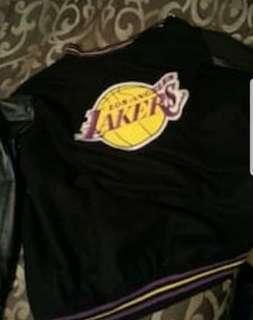Lakers reversible jacket