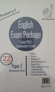PSLE English Exam Package