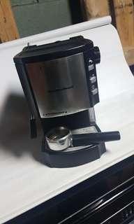 Hamilton Beach cappuccino machine