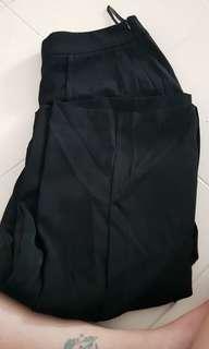 BYSI Black Culottes