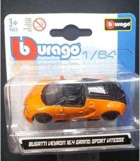 1/64 Bugatti Veyron 16.4 Grand Sport Vitesse
