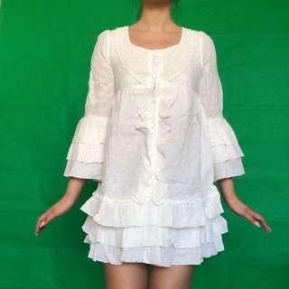 Angel Picnic Cutie Babydoll Dres