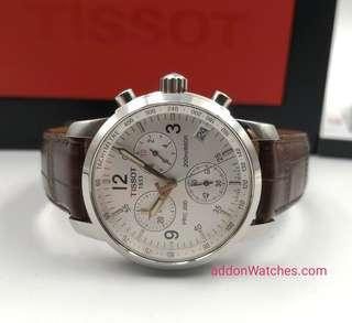 Tissot PRC200 Chronograph Quartz Watch
