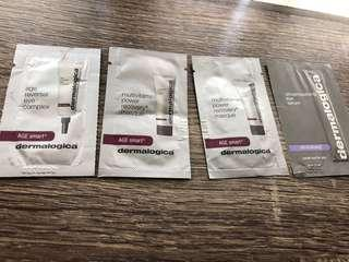 Dermalogica Multivitamin Power Recovery Masque / age reversal eye conplex / ultracalming eye serum