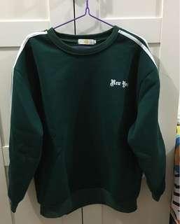 寬鬆衛衣 薄絨sweatshirt