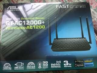 Asus wirelessRouter RT-AC1200G+