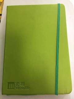 宏利Manulife 單行簿