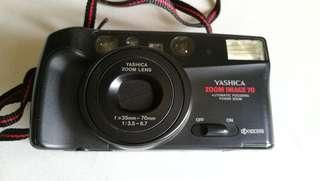 Yashica film camera