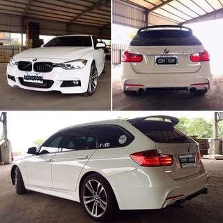 14年 BMW 320d F31