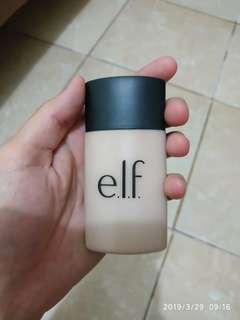 #liburanhemat Foundation anti acne by ELF