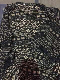 Kimono outwear #dibuangsayang