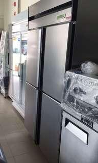 Lowest price in Singapore,very good quality.chiller,freezer,cake display chiller ,open chiller