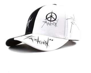 潮流帽 trendy cap ($70 each, 100 for 2)