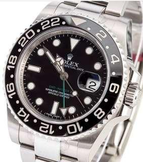 🚚 Rolex GMT 2013
