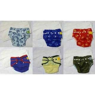 Authentic Bumwear cloth diaper (Brand new)