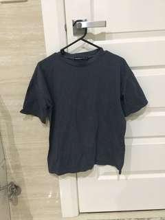 Petite oversized t shirt