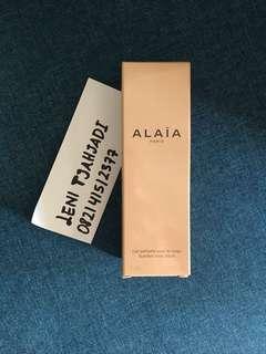 Alaia Perfume lotion #mauheadset