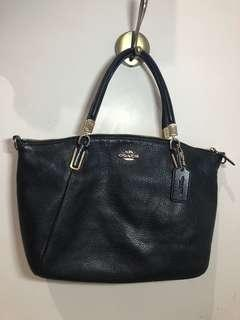 Preloved original Coach leather bag