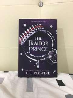 The Traitor Prince HARDCOVER Ravenspire Series