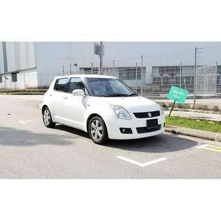 Suzuki Swift 1.5A - Private Hire Ready