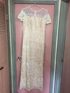 顯瘦!新娘子輕婚紗