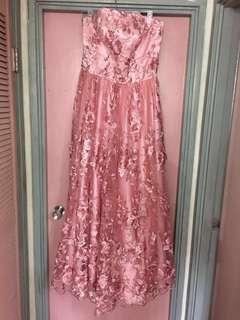 新娘晚禮服長裙