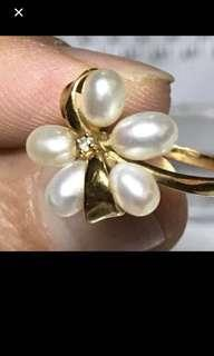 pure gold ring | Women's Fashion | Carousell Singapore