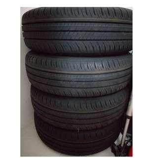 Brand New Tyre with Original Sport Rim