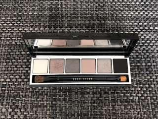 Bobbi Brown smokey cool eye palette (almost new)