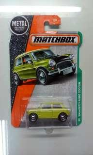 Matchbox '64 Austin Mini Cooper