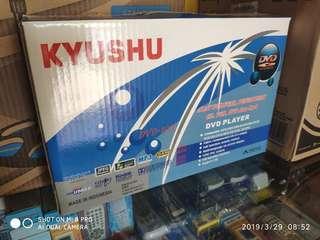 DVD Player Kyushu by GMC BMS sudah terkenal bandel