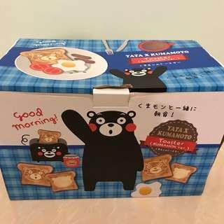 熊本熊多士爐