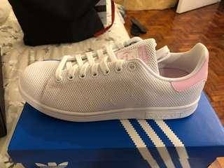 Adidas Stan Smith Cloudfoam in Pink