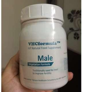 VHC FORMULA MALE