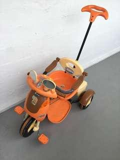 Push it tricycle
