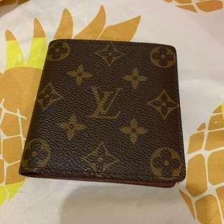 Louis Vuitton LV Monogram Billfold with 6 Card Slots Wallet 銀包
