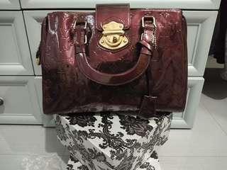 Louis Vuitton Melrose Ave Amarante Bag