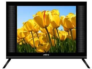Led Tv Nico 15 inc New produk hemat listrik Usb movie