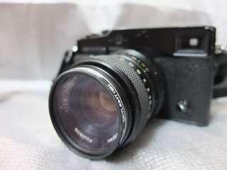 古典味 Fuji Xpro1 連 Fujinon 55 1.8 手動鏡