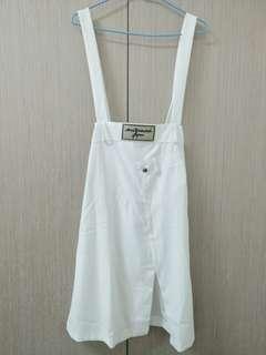🚚 買一送一吊帶裙開衩長裙