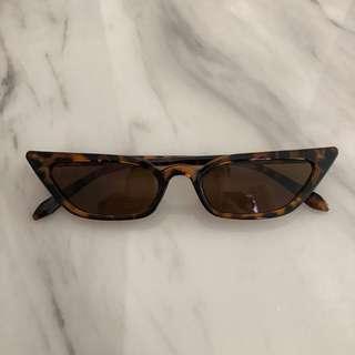 Wild Cat Eye Sunglasses