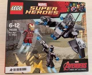 🚚 Lego 76029 Iron Man vs Ultron
