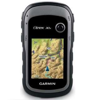 Garmin eTrex 30x (Item no: G09-129)